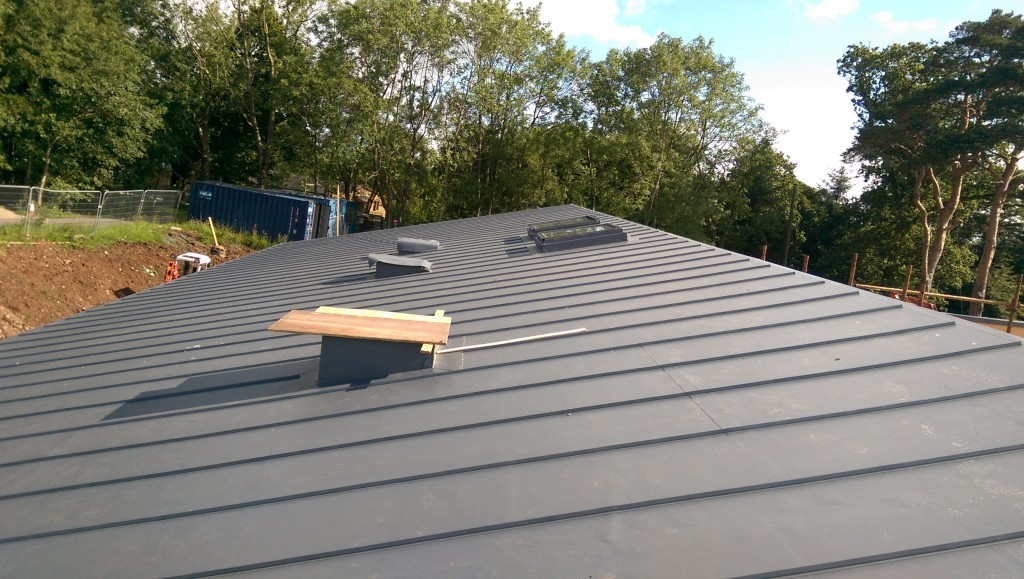 Trocal Roofing Ireland Amp Trocal Pvc Roofing With Metal