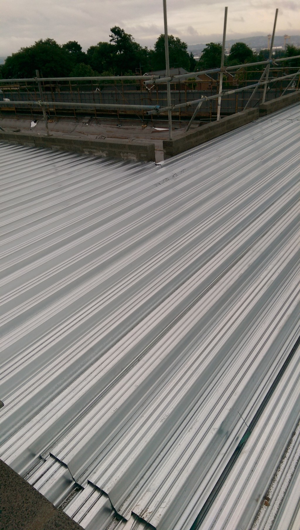 Roofing And Cladding Specialist Gbs Roofing Northern